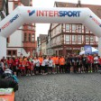 Intersport Start und Zielbogen